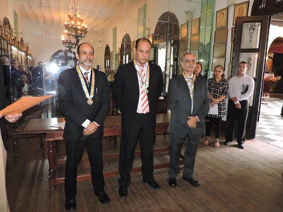 Condecoración Vicente Barroso, HCV 4 AAL