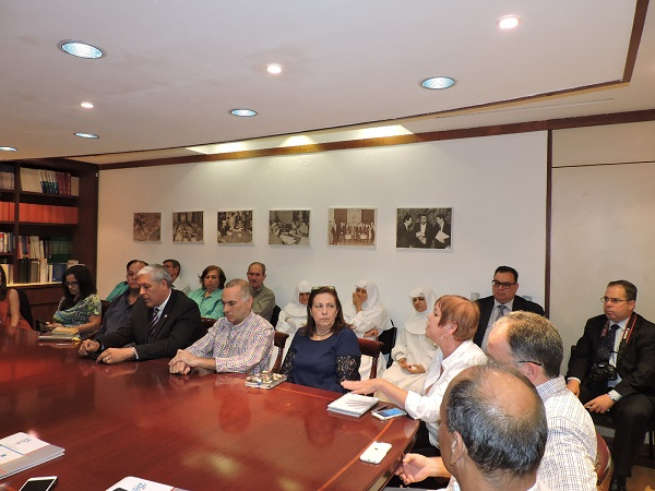 Visita Agustín Torres. AAL 3