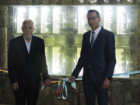Toma psesión Junta Directiva HGV 2019-2021. Antonio Álamo
