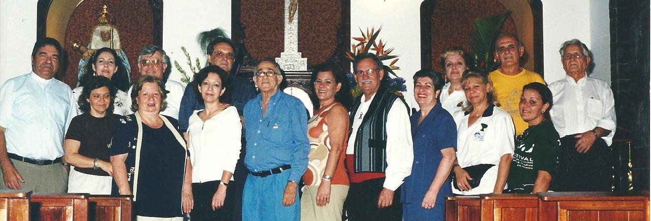 Padre Jesús Mendoza