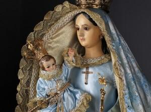 Conmemoran los 400 a os de la primera visita de la virgen for Mudanzas virgen de los reyes