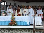 La comunidad palmera de Venezuela celebra su tradicional fiesta en honor a la Virgen de las Nieves