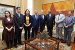 El responsable del Tribunal Supremo de Cuba visita las islas Canarias